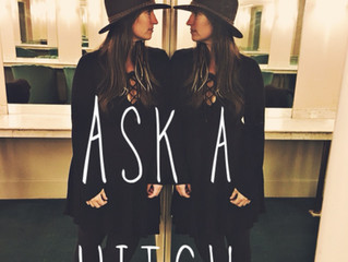 ASK A WITCH-More than one way