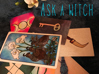 ASK A WITCH-Socially Conscious Tarot