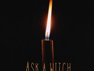 ASK A WITCH-Protect Yourself