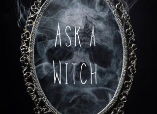 ASK A WITCH-Mirror Magic