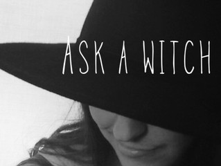 ASK A WITCH-Embracing Your Shadow