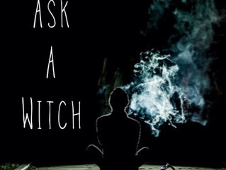 ASK A WITCH-Sage and Smoke