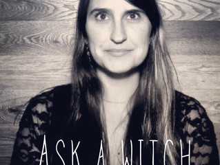 ASK A WITCH- Figure it Out