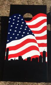 Detailed Custom Set - God Bless America