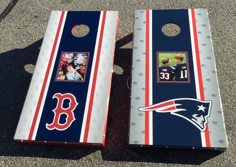 Detailed Custom Wrap Set