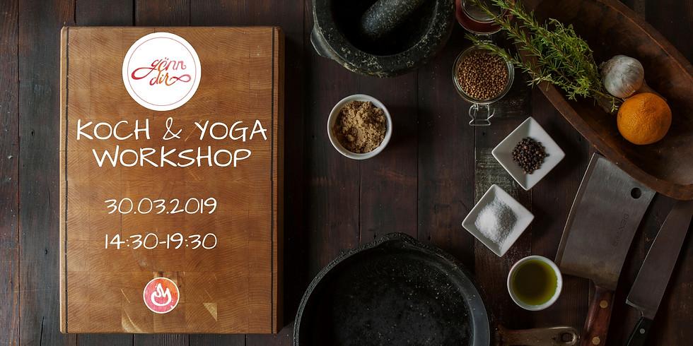 Gönn dir - KOCH und YOGA Workshop