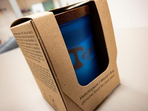 Packaging Candela