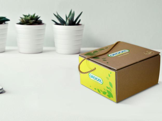 Orogel Box Marmellate
