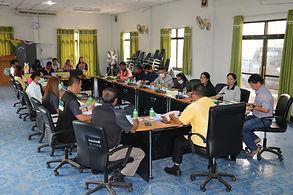 ที่ประชุมกองทุน สปสช. คำนาดี อนุมัติโครงการด้านการส่งเสริมสุขภาพ ประจำปี 2564