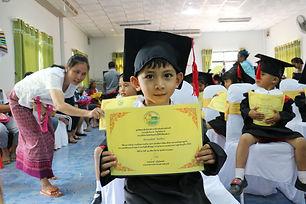 อบต.คำนาดี จัดโครงการวันฑิตน้อย ส่งเสริมความภาคภูมิใจกับความสำเร็จทางการศึกษา