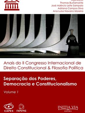 Separação dos poderes, democracia e constitucionalismo