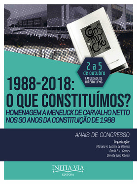 1988-2018: o que constituímos?