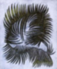 1955_samambaia, 1955,  huile sur toile,