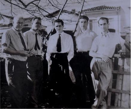 1950_Alfredo Volpi, Mario Zanini, Bruno