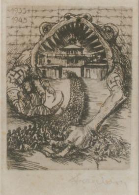 Histoires_du_Nazisme,_1945,_gravue_sur_m