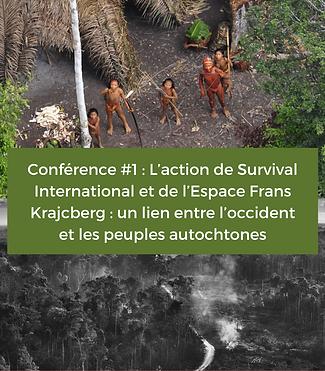 Conférence #1  L'action de Survival Inte