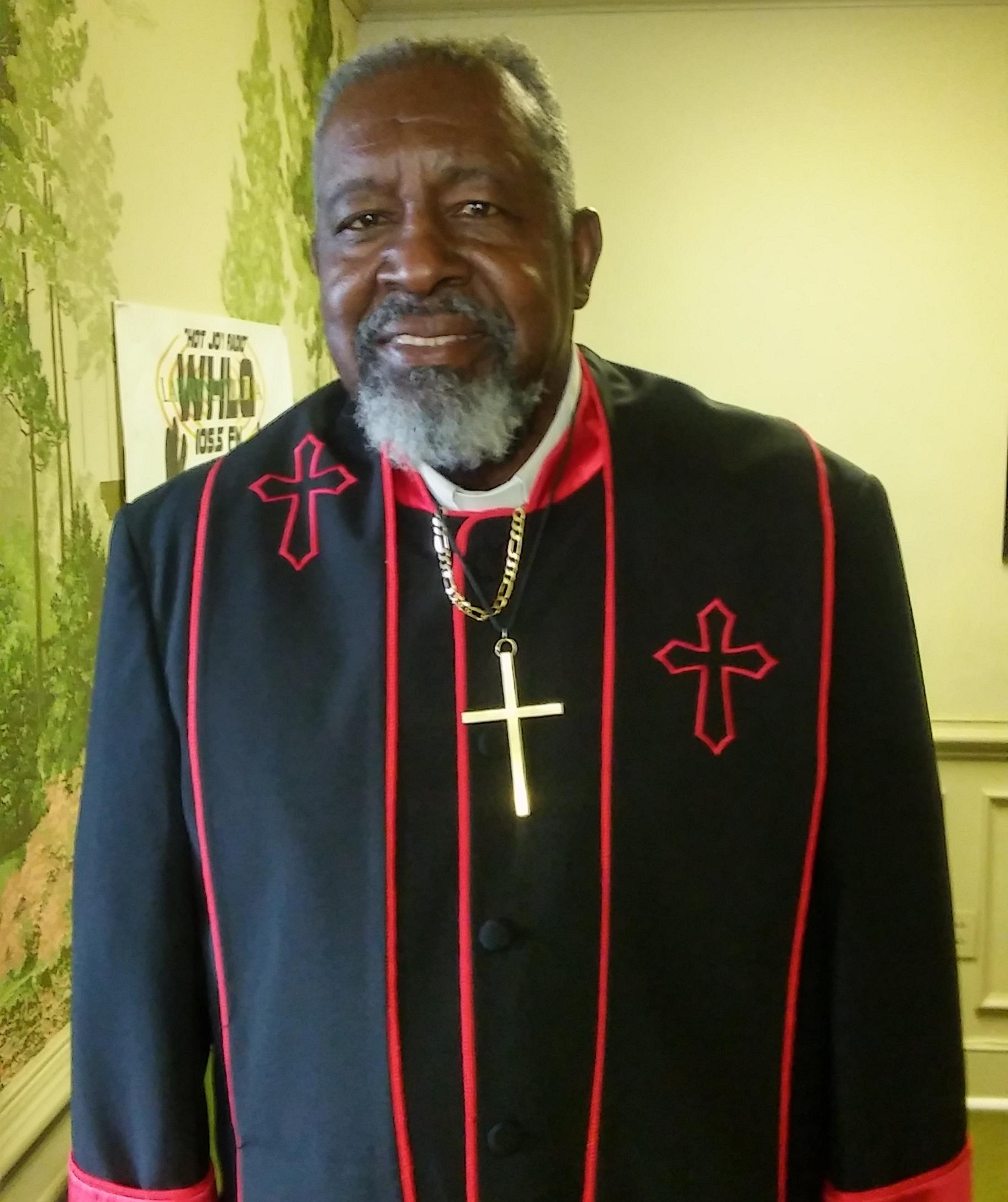 Pastor E. A. Young