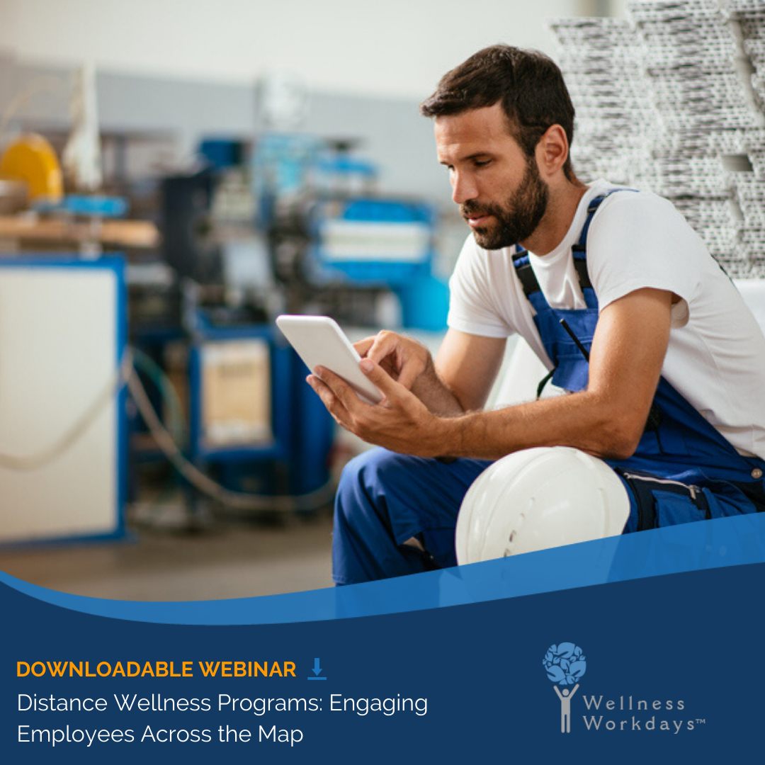 Distance Wellness ProgramsWebinar