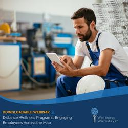 Distance Wellness ProgramsWebinar