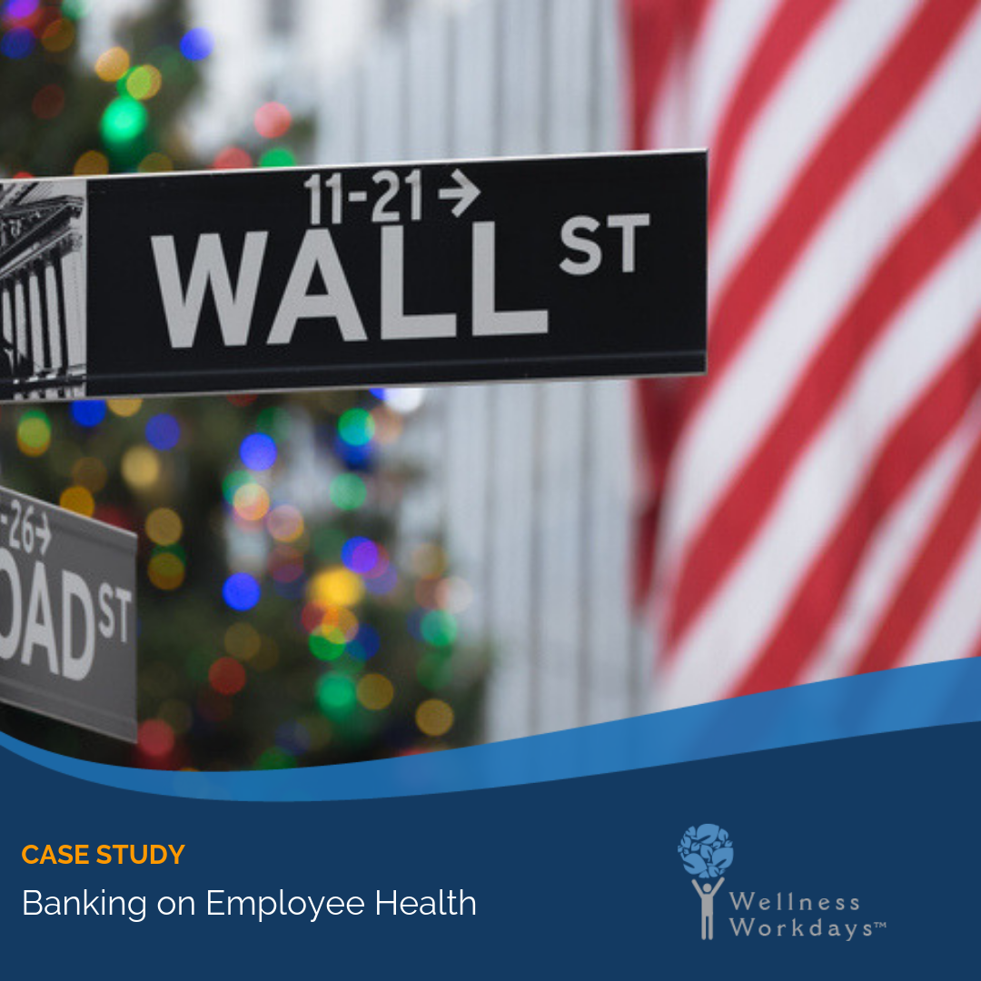 Banking on Employee Health