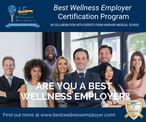 2019 Best Wellness Employer Certification Program