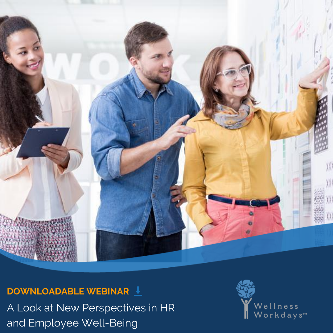 Perspectives in HR and Employee Well-Being