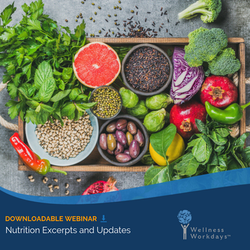 Nutrition Excerpts and Updates