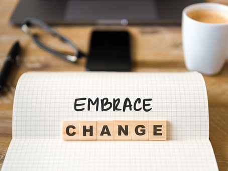 The Change Curve – Accelerating Change in Your Organization