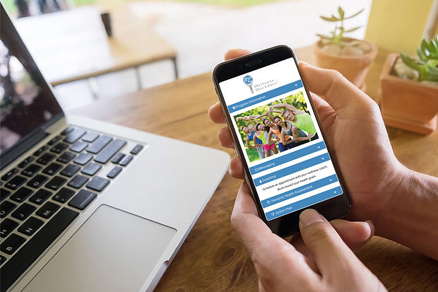 Wellness Online Self-Sevice Portal