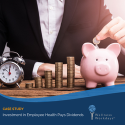 Investment in employee health pays