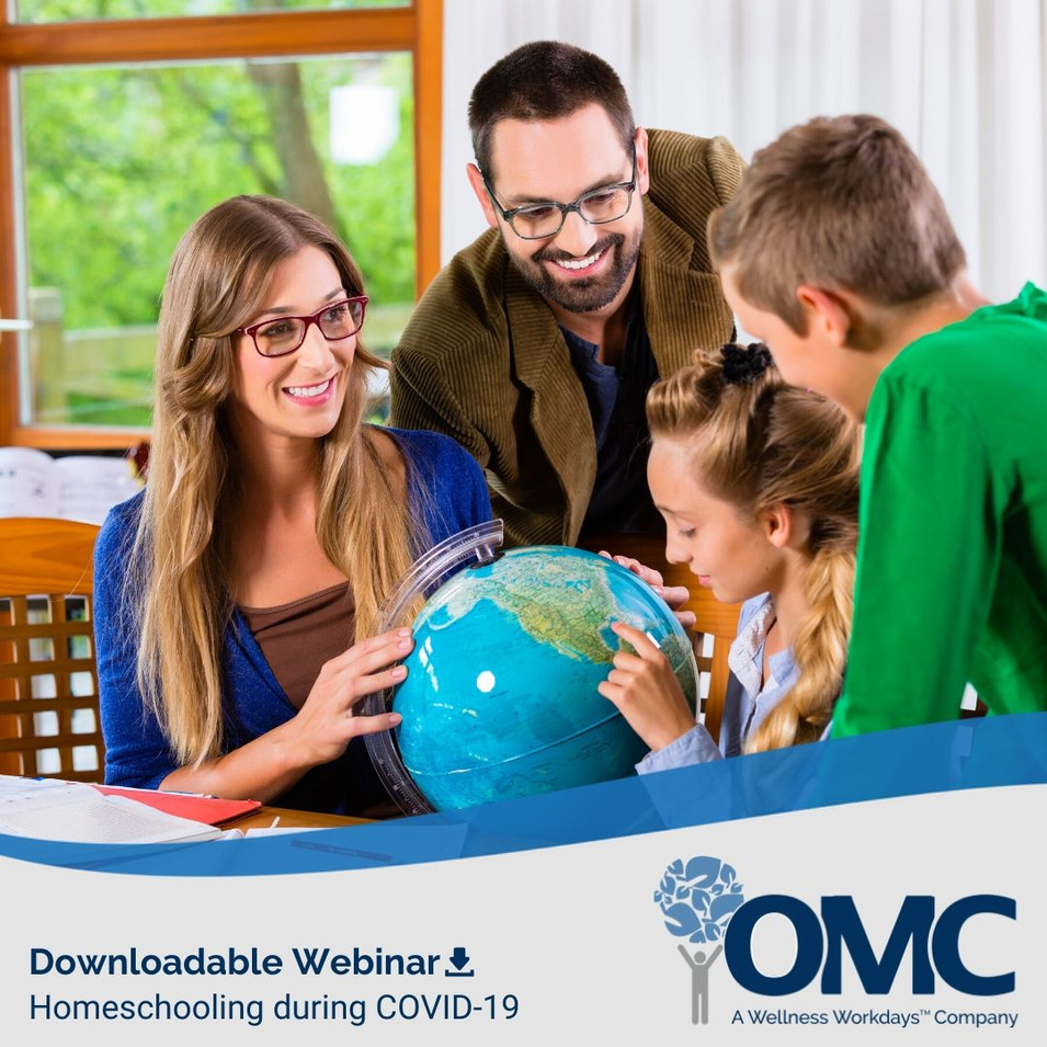 OMC Homeschooling Downloadable Webinar