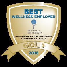 Six Organizations Receive Best Wellness Employer Gold Certification