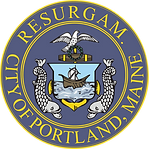 city of portland maine logo