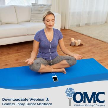 Fearless Fridays OMC Guided Meditation