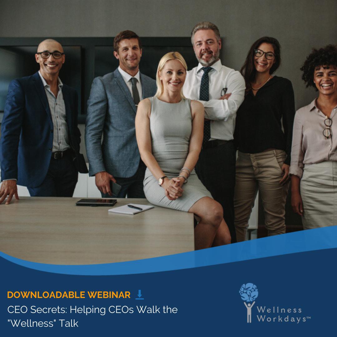 CEO Secrets Webinar