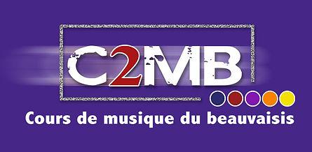C2MB Cours de musique du Beauvaisis, guitare, basse, batterie, piano, chant