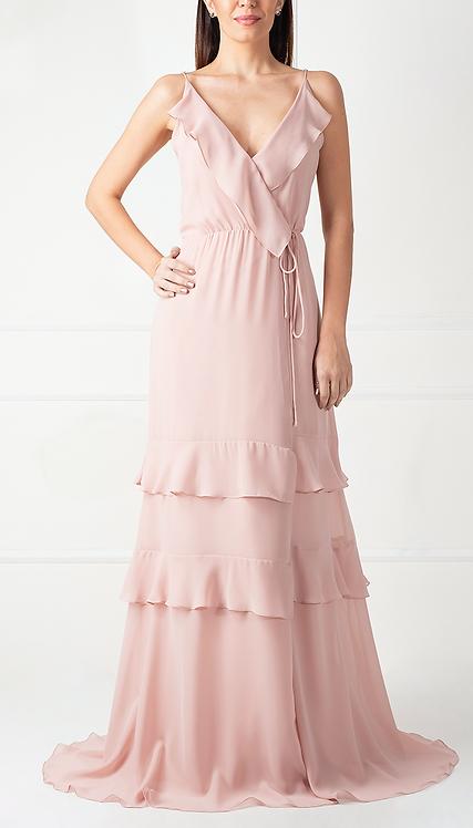 Vestido WRAP Rosa
