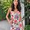 Thumbnail: Vestido Midi Floral GD
