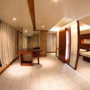 Hotel Simulation Room