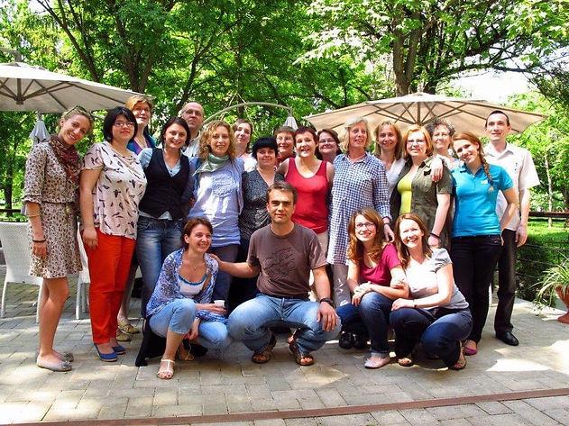 NVC Education Europe training in Timisoara, Romania