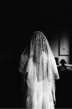 velo da sposa corto