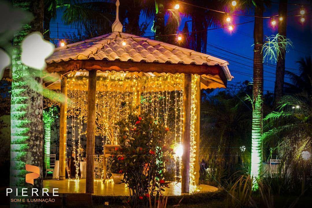 Espaço para eventos Jardim das Orquídeas na Praia Grande