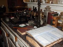 Pharmacist's Desk