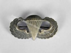 Basic Parachutist Badge-Jump Wings-US Ar