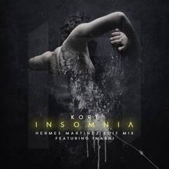 insomnia remix cover