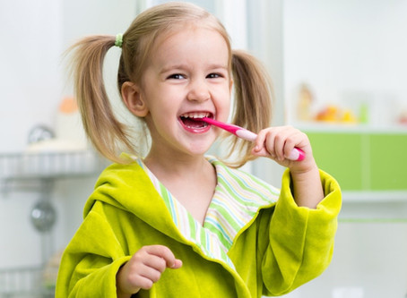 When Can My Child Start Using Regular Toothpaste?