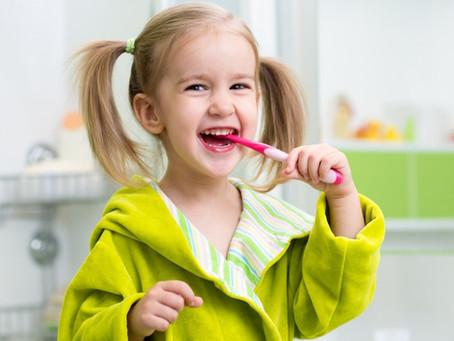 When Can My Child Start Using Regular Toothpaste?
