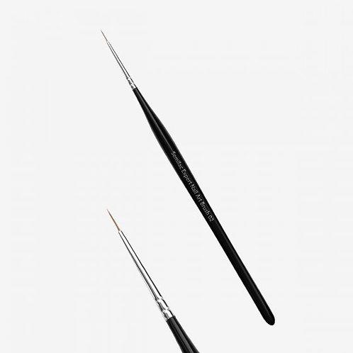 Pincel de decoración Semilac Expert Nail Art Brush 02