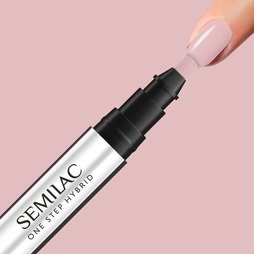 S220 Semilac One Step Hybrid Nude Beige 3ml