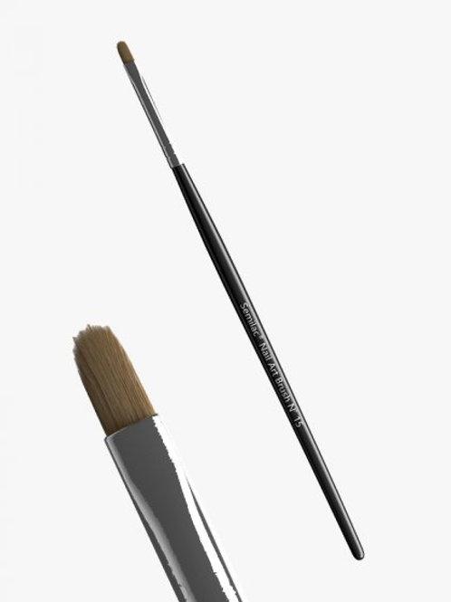 Pincel de decoración Semilac Nail Art Brush N 15